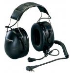 3M™ PELTOR™ Standard Flex Headset MT53H79P3E-77 για τοποθέτηση σε βιομηχανικό κράνος για Πομποδέκτες Motorola GP σειρά και CP040/DP1400.