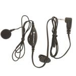 Μικροακουστικό Motorola για PMR τύπου T6202/T6212/T6222/ TLKR T5, T50, T6, T60, T7, T8, T80, XTR446