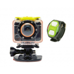 VIVO Sport Action Camera Green Edition