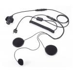 MIDLAND MA 46 ακουστικά και μικρόφωνο για προσαρμογή σε κράνος μοτοσυκλέτας.