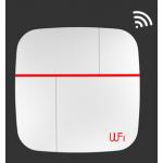 ICONEX-3 Έξυπνο ασύρματο Σύστημα Ασφάλειας & Συναγερμού Wi-Fi/TCP/IP+GSM/3G με App για τηλέφωνα iOS και Android.