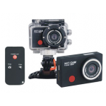 Texon TE-887HDWB Sport Action Wi-Fi Camera σε μαύρο χρώμα.