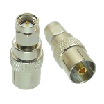 Female TV to SMA Male Adapter