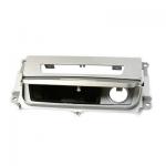 Βάση σταχτοδοχείου ασημί χρώματος με θήκη των πλήκτρων άνεσης για τοποθέτηση Car Multimedia system σε BMW σειρά 3 E90/E91/E92/E93.