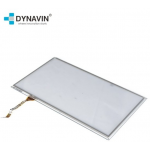 6.2'' touch panel- οθόνη αφής- για Dynavin Car Multimedia platform D99/N6.