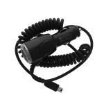 HTC Γνήσιος φορτιστής αναπτήρα Input 12V- 24V- Output DC 5.0V 2A με Mini USB