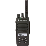 DP2600e VHF Motorola Solutions MOTOTRBO™ Digital Portable Radio