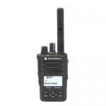 DP3661e VHF Motorola Solutions MOTOTRBO™ Digital Portable Radio