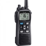 ICOM IC-M73EURO Plus Marine VHF φορητός πομποδέκτης με Active Noise Cancelling & Voice recording