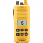 ICOM IC-GM1600Ε VHF Μarine φορητός πομποδέκτης GMDSS κατάλληλος για σωστικές λέμβους.