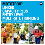 MOTOTRBO™ Linked Capacity Plus