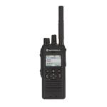 MTP3500 Motorola Solutions TETRA Portable Terminal