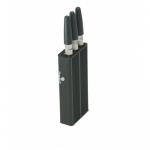 Φορητό Jammer σήματος κινητών τηλεφώνων και 3G/4G/Bluetooth/GPS/WiFi σημάτων