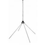 Lemm GP144 1/4 λ κεραία σταθμού βάσης VHF 144-174Mhz
