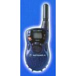 Front cover μπλε χρώμα για πομποδέκτη Motorola PMR TalkAbout T6222