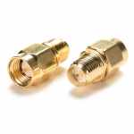 RP SMA Male to SMA Male Adapter