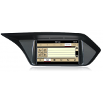 HL-8502GB Multimedia GPS Navigation System για Mercedes E Class (W212 2013-2014)