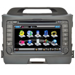 "OEM Multimedia [CE-8974] με οθόνη αφής 7"" GPS / USB/ Bluetooth/ CD/ DVD/ Radio/ Internet/ RDS"