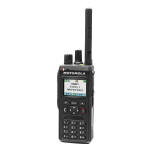 MTP3550 Motorola Solutions TETRA Portable Terminal