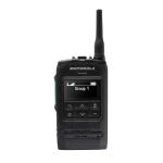 ST7500 Motorola Solutions TETRA Portable Terminal