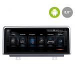 NVB-1220 GPS ANDROID Multimedia για BMW 1 F20, F21. BMW 2 F23 (+2011)- ΔΩΡΟ κάμερα οπισθοπορείας