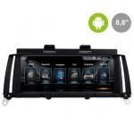 NVB-1225-NBT GPS ANDROID Multimedia για BMW X3/X4 (+2014)