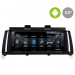 NVB-1225-CIC GPS ANDROID Multimedia για BMW X3/X4 (+2010)