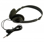 ZC-12 ακουστικά κεφαλής για δέκτες ασύρματης ξενάγησης Zcomm