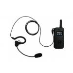 EZ-TOK Ez-D6 Συσκευή ασύρματης ενδοεπικοινωνίας Full Duplex με ταυτόχρονη κωδικοποιημένη ψηφιακή συνομιλία ομάδας 2 έως 6 ατόμων