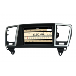 HL-8501GB Multimedia GPS Navigation System για Mercedes ML/GL Class (W166-X166) 2011-2014 με NTG 4.5