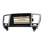 HL-8501GB Multimedia GPS Navigation System για Mercedes ML/GL Class (W166-X166) 2011-2014 με NTG 4.5
