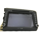 "OEM Multimedia [CE-8113] με οθόνη αφής 8"" GPS / USB/ Bluetooth/ CD/ DVD/ Radio/ Internet/ RDS Honda Civic 2012-2015"