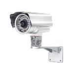 IC602 IP ενσύρματη κάμερα παρακολούθησης ημέρας & νύχτας εξωτερικού χώρου.