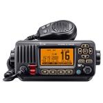 ICOM IC-M423 VHF/DSC Marine Ασύρματος πομποδέκτης βάσης-σκάφους (δέχεται remote microphone)