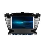 """Hyundai IX35 / Dynavin Car Multimedia 7"""" με GPS / USB/ Bluetooth/ CD/ DVD/ Radio/ RDS"""