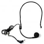 ZC-11 μικρόφωνο κεφαλής για πομπούς ασύρματης ξενάγησης Zcomm