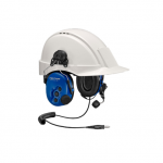 PELTOR ATEX Tactical Heavyduty headset [PMLN6089A] with helmet attachment and boom mic