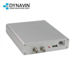 DYNAVIN N7 DVB-T HD MPEG-4 TV δέκτης touch control με PVR-USB Video-MP3 player