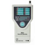 (E-Sun EM423) Cable tester RJ-45, RJ-11, BNC, USB w/external terminator
