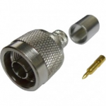 N male crimp connector για LMR400