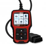 Διαγνωστικό αυτοκινήτου Ancel Original OBD2 Scanner AD410 EOBD (κόκκινο χρώμα)