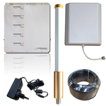 Marine Booster SD-RP1002-LGDWH-O (800-900-1800-2100-2600Mhz)