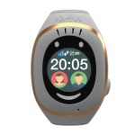 Myki™ Touch (ΛΕΥΚΟ) παιδικό ρολόι- κινητό με GPS και αισθητήρα αφαίρεσης απο τον καρπό του παιδιού.