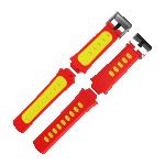 Λουράκι (κόκκινο-κίτρινο) για το παιδικό smartwatch Myki™ Junior