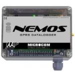 NEMOS HERMES καταγραφέας μεταβολών ή συμβάντων (datalloger)