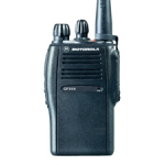 Motorola GP-344 φορητός Πομποδέκτης VHF 136-174 Mhz 1-5W με 16 κανάλια.