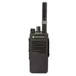 DP2400e VHF Motorola Solutions MOTOTRBO™ Digital Portable Radio