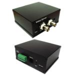 VS306 Plug and Play MPEG-4 μετατροπέας αναλογικής κάμερας σε IP