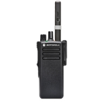 DP4400e Motorola Solutions MOTOTRBO™ Digital Portable Radio