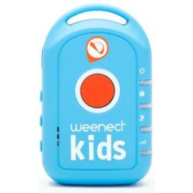Weenect Kids Special συσκευή εντοπισμού GPS με ειδοποίηση SOS, ενσωματωμένη sim κάρτα και τηλεφωνική επικοινωνία.